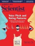 Cover of American Scientist Magazine