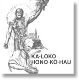 Drawing of Ka-Loko Hono-Ko-Hau